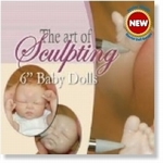 6109 - DVD: Art of Sculpting 6`` Babies Training Engelstalig
