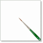 7920 - Paint Supplies : AW Ronde penseel nr. 1