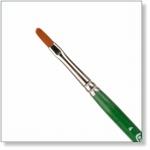 7925 - Paint Supplies : AW Filbert penseel nr. 4