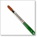 7926 - Paint Supplies : AW Filbert penseel nr. 6