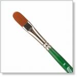 7927 - Paint Supplies : AW Filbert penseel nr. 8