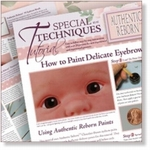 6221 - Spec.Tech.Tutorials : Paint Delicate Eyebrows