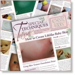 6223 - Spec.Tech.Tutorials : Create lifelike baby skin
