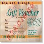 9911 - Gift Voucher 20 Euro