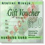 9913 - Gift Voucher 100 Euro
