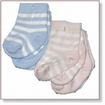 7657 - Clothing : Baby sokken