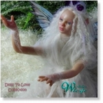 111064 - Dollkit 12 : Winter Fairy  -  van Simon Laurens