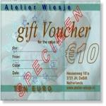 9910 - Gift Voucher 10 Euro