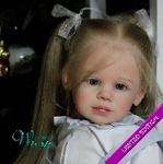 AW300267 - Dollkit 31 - Lotta   Open Edition  - € 145,00 - Pre Order
