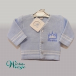 800115 - Clothing : Gebreid vestje - Little Prince