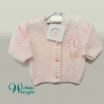 800116 - Clothing : Gebreid vestje - Little Giraffe