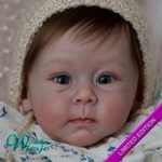 300306 - Dollkit 22 -  Huxley Limted Edition  -  € 104,95 - Pre Order