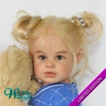 300305 - Dollkit 29 -  Emma Limited Edition  -  € 164,90 - Pre Order