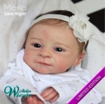 AW300312 - Dollkit 19  - Maria - Limited Edition € 99,95 - Pre Order