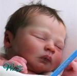 306711 - Dollkit 16  - Kelsey Sleeping