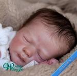306717 - Dollkit 17  - Ashley Sleeping - Not available