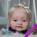 300318 - Dollkit 21 -  Naomi - Limited Edition - € 96,90 - Pre Order