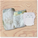 7713 - Accessories : Baby Diapers in three Sizes